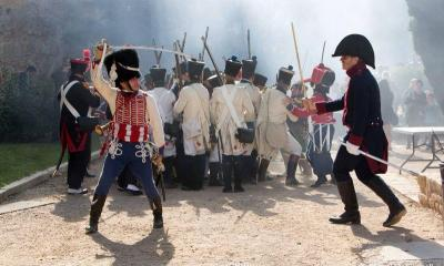 Jornadas de divulgación histórica Tarragona 1800 - © Manel R. Granell