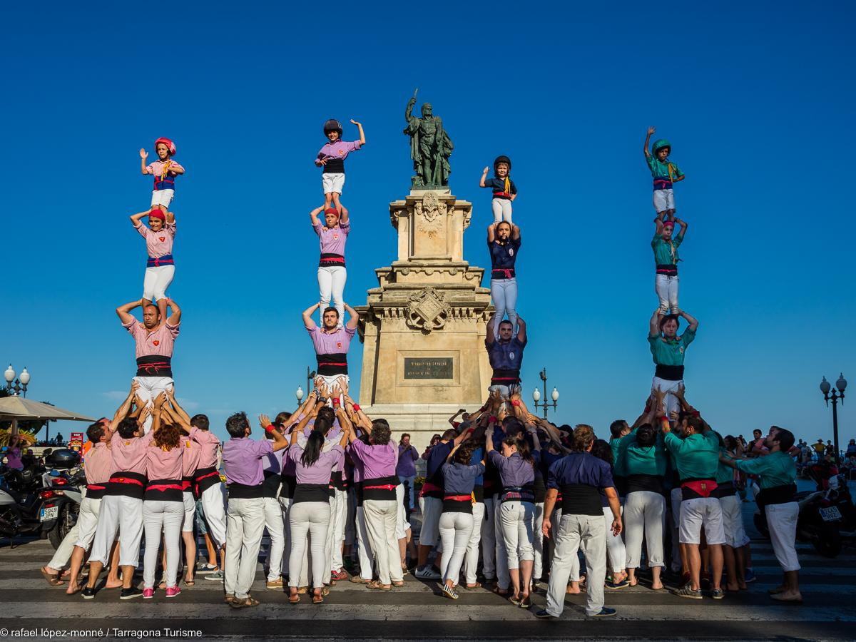 Tarragona Human Towers