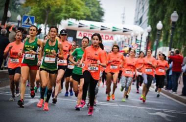 Women Race El Corte Inglés