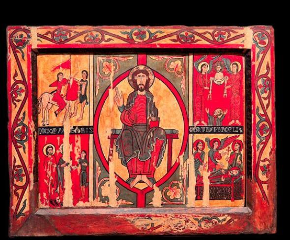 © Museo Episcopal de Vic, Francesc Tena