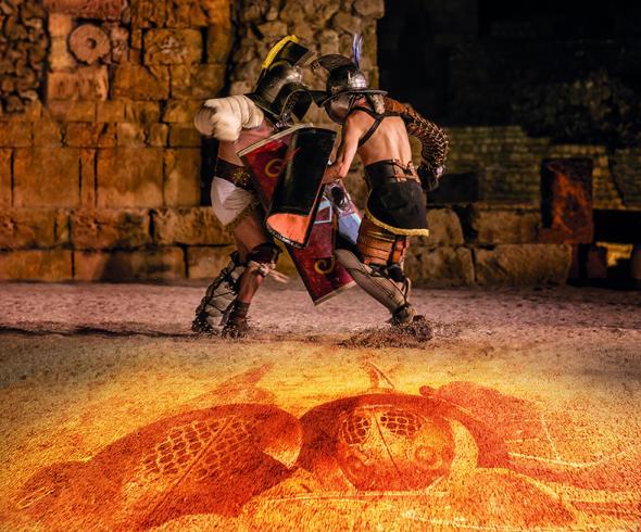 © Photographie : Rafael López-Monné • Montage photographique : Digivision et Feeling Comunicació • Image : Digivision