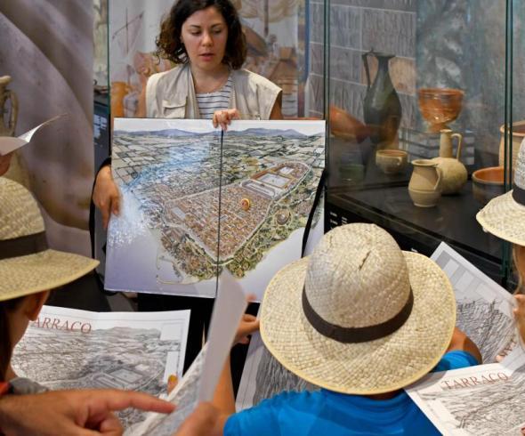 © Museu Nacional Arqueològic de Tarragona
