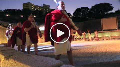 Un Triomf Roma - Tarragona Història Viva 2016