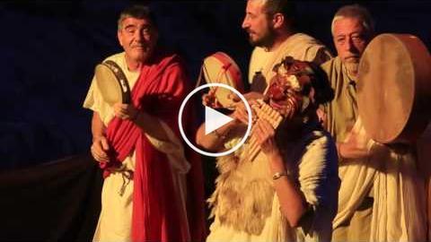 La música a l'antiga Roma - Tarragona Història Viva 2016
