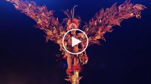 Carnaval de Tarragona Disfressa d'Or