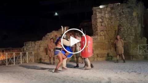Gladiadors. Els jocs de l'amfiteatre - Tarragona Història Viva 2016