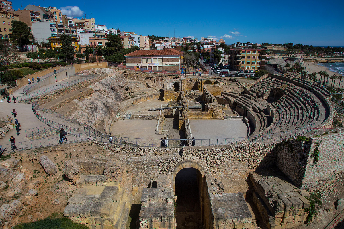 Anfiteatro romano (MHT) | Tarragona Turisme