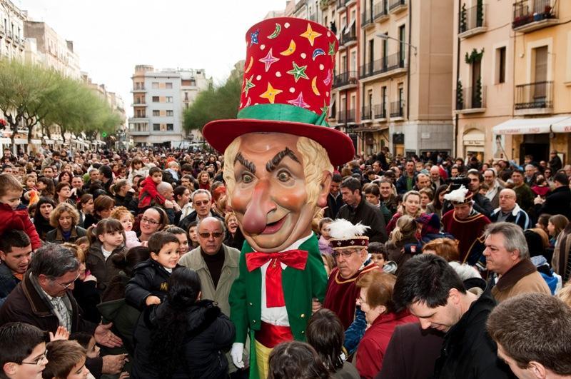 Home dels Nassos de Tarragona