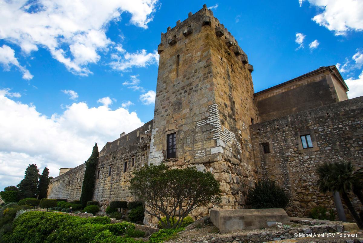 Resultado de imagen de Murallas de Tarragona