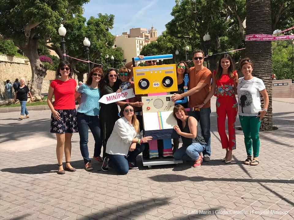 © Laia Marín y Glòria Castellví | Festival Minipop