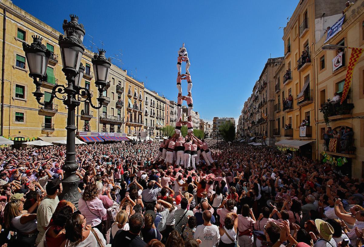 City Of Human Towers Tarragona Turisme