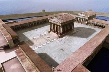 """Imatge del capítol """"Ciudades I"""" de la sèrie """"Ingeniería romana"""""""