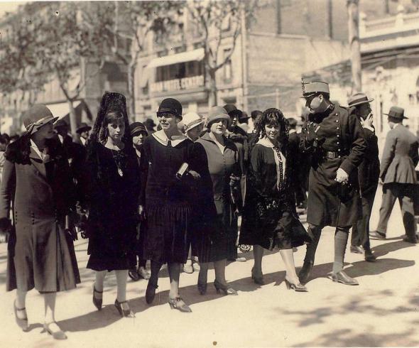 © H. Vallvé. Centre d'Imatges de Tarragona / L'Arxiu