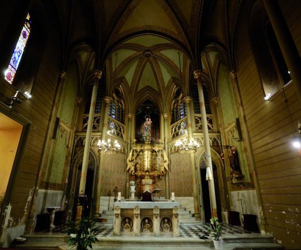 © Das Heiligtum der Gottesmutter des Heiligen Herzens