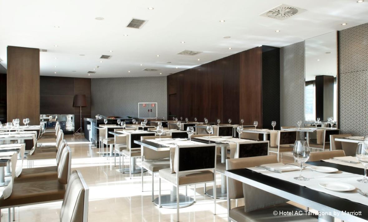 © Restaurant El Parc (Hotel AC Tarragona)