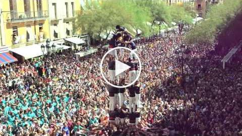 Tarragona Ciutat de Castells (Diada de Santa Tecla – 01)