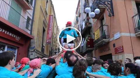 Tarragona Ciutat de Castells (Castellers de Sant Pere i Sant Pau)