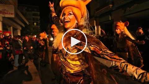 Carnaval de Tarragona 2013. Rues de Lluïment i de l'Artesania