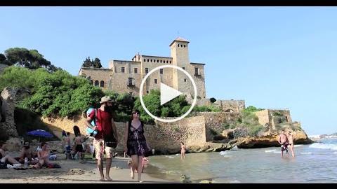 Les platges de Tarragona (Llarg)