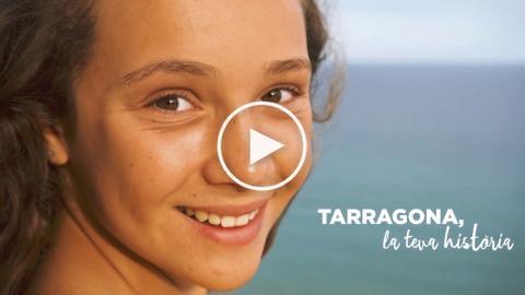 Tarragona, la teva història (spot 20s)