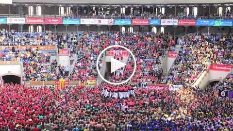 Concurs de castells de Tarragona 2014 (HD)