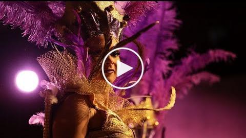 Disfressa d'Or. Carnaval de Tarragona