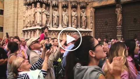 Tarragona Ciutat de Castells (Diada de l'11 de setembre)