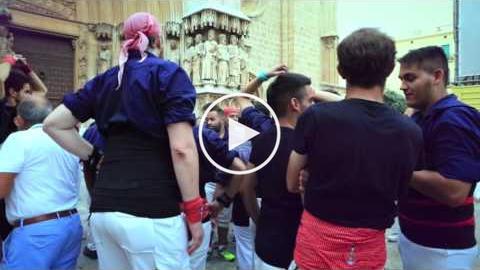 Xiquets del Serrallo (Tarragona Ciutat de Castells 2016)