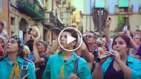 Castellers de Sant Pere i Sant Pau (Tarragona Ciutat de Castells 2016)